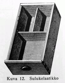 Kuva 12: Sulukelaatikko
